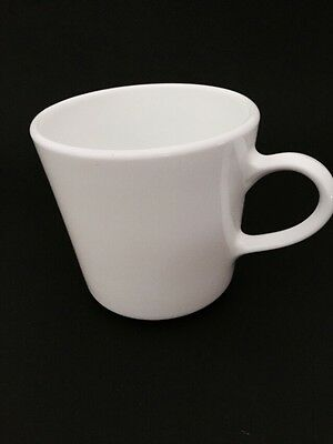 White Corning USA 35 Coffee Cup Tea Mug Replacement Cup Free Shipping