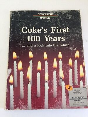 Vintage Beverage World  Magazine 1986 Cokes First 100 Years Look into Future