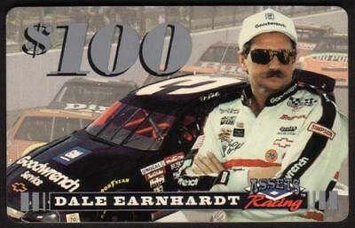 Assets Racing 1995: $100. Cards Cplt. Set of 5 Different SPECIMENS Phone Card