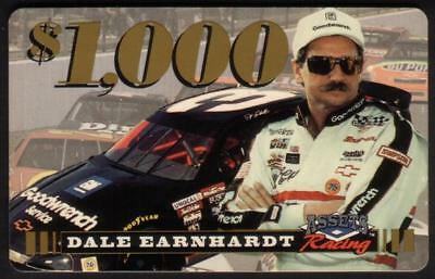 Assets Racing 1995: $1000. Cards: Complete Set of 5 Diff. SPECIMENS Phone Card