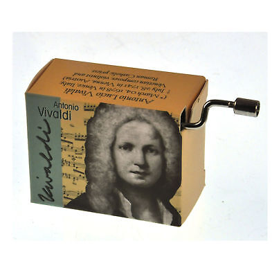 Antonio Vivaldi - Four Seasons - spring music Verpackung