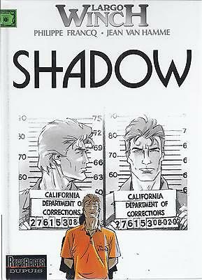 BD  Largo Winch - N°12 -  Shadow  - E.O.2002 - TBE - Francq