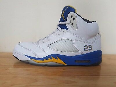 Mens Nike Jordan 5 Retro Laney Size US10 UK9 NIB