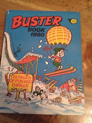 Buster Book Annual 1980