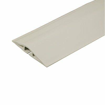 Wiremold CDI5 5 Ivory Corduct On-Floor Cord Protector