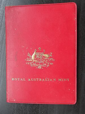 1983 Australia Uncirculated Mint Set