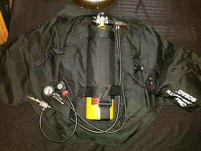 3M SCBAG self contained breathing apparatus