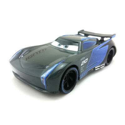 Mattel disney pixar cars 3 jackson storm lightning for Three jackson toy