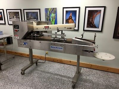 Bagel Divider Former - Very Clean Well Maintained - 110 volt