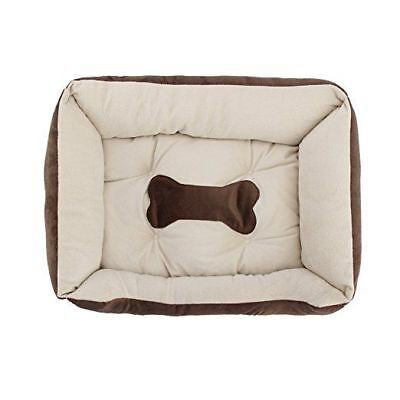 New Large Luxury Washable Pet Dog Mattress Puppy Cat Bed Cushion Soft Mat Uk
