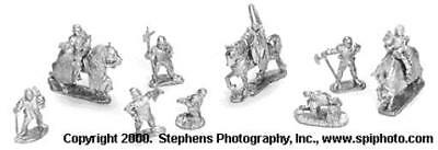 Old Glory War of the Roses 25mm Personalities & Execution Diorama Pack MINT