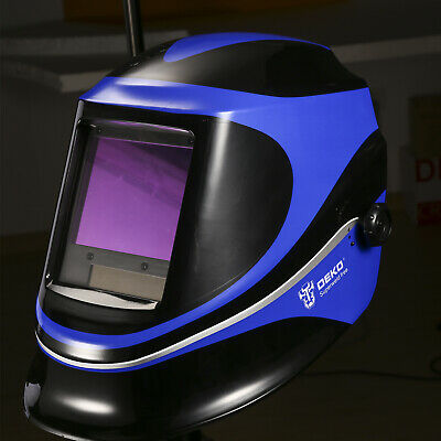 Solar Powered Welding Helmet Auto Darkening Professional Hood welding mask
