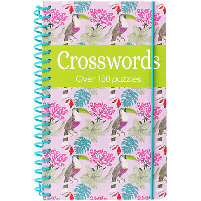 Toucan Crosswords Book (Paperback), Non Fiction Books, Brand New
