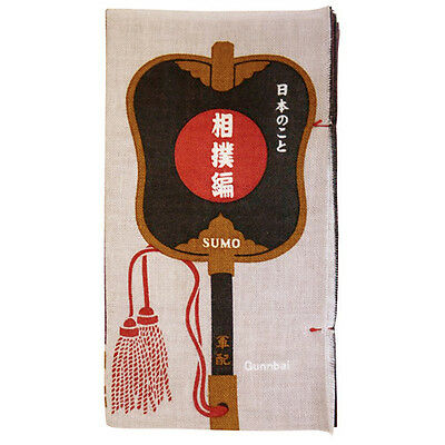 Japanese traditional towel TENUGUI  SUMO NEW COTTON MADE IN JAPAN