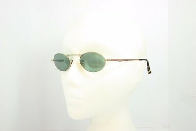 Winchester Vintage Sunglasses Copper Antique 47mm Oval Metal Thunder