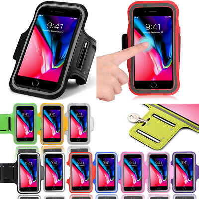 Fancy Armband For iPhone 8 Gym Sports Running Jogging Exercise Workout Holder
