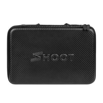PU Hard Case Travel Carry Storage Bag for GoPro Hero 2 3+ 4 5 Action Camera