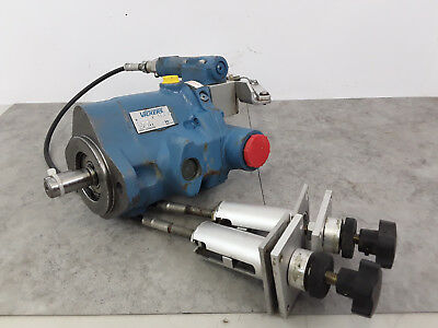 Vickers Hydraulic Variable Delivery Pump PVQ10-A2R-SS1S-20-C21-12 Remote Cont. B