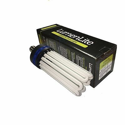 Hydroponics 125 150 200 250 300 450w CFL Light Bulb Indoor Grow Tent Blue