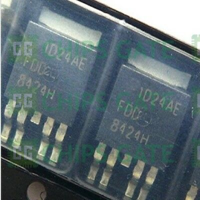 fdd2582 Fairchild Mosfet N-Channel 150 V 21 a to252 New #bp 2 pc