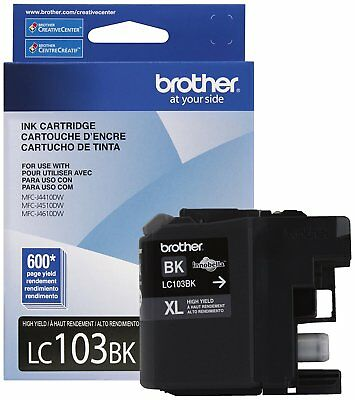 Brother Int L (Supplies) - Lc103Bk