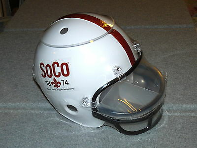 New! SOUTHERN COMFORT : Football Helmet - CHIPS n DIP Set @ BAR Eye Candy PARTY