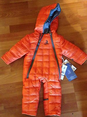 Rugged bear Snowsuit New With Tags Size 3/6 Months