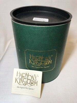 Harmony Kingdom Original Box Figurine Replacement BOX ONLY Behold The King