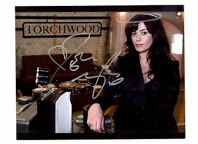 Eve Myles Authentic Signed Autograph Montreal Comiccon 2015 Doctor Who Torchwood