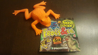 DeAgostini Frogs & Co.Maxxi Edition Nr 4 - Goldfröschchen