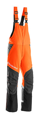 Husqvarna Technical Carpenter Type A Class 1 Trousers Chainsaw Protection