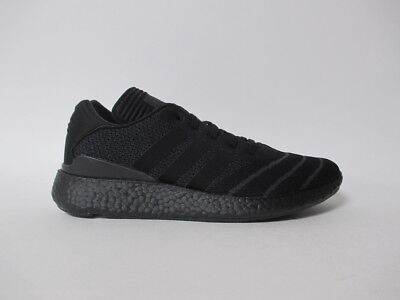 finest selection f4fbe 0e693 Adidas Busenitz Pure Boost PK Triple Black Sz 9 BY4091