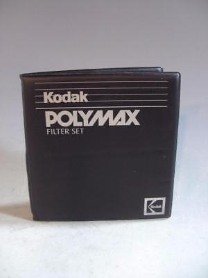 Set of 12 Kodak Polymax Filters (Replaces Polycontrast)  For Enlargers
