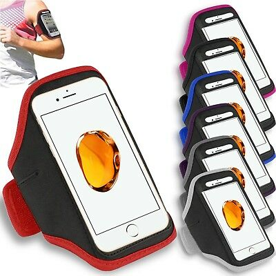 Premium Armband For iPhone 8 Plus For Gym Running Jogging Exercise Case Holder