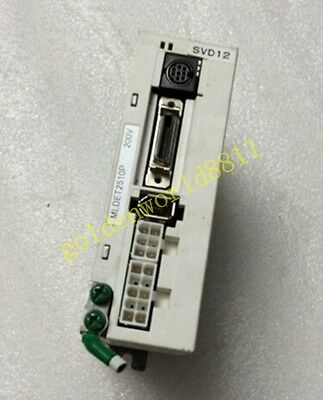 MLDET2510P Servo Driver good in condition for industry use with 60 days warranty