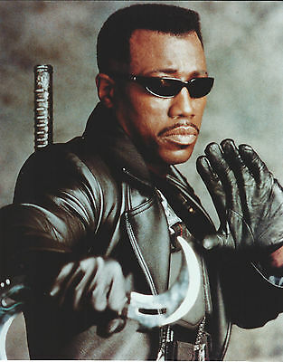 Wesley Snipes 8 X 10 Photo With Ultra Pro Toploader