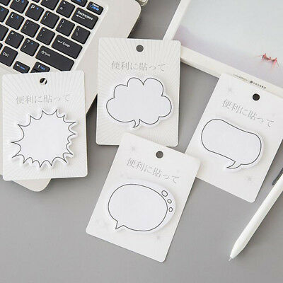 Dialog Box Sticker Post Bookmark Marker Memo Pads Index Sticky Note Guestbook