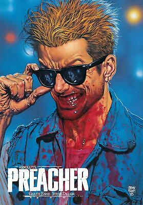 Absolute Preacher Vol 1 Hardcover NEW Sealed