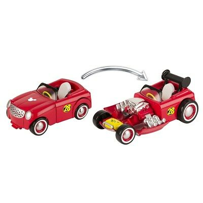 Mickey und die Roadster Racers - RC wandelbares Rennauto Mickey Mouse
