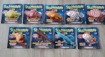 DeAgostini SeaMonsters & Co.