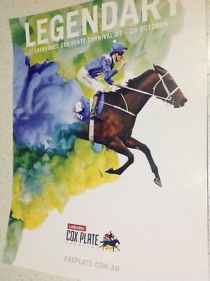 Winx Horse Racing Poster Brand New Melbourne Thoroughbred Godolphin Stallion 9