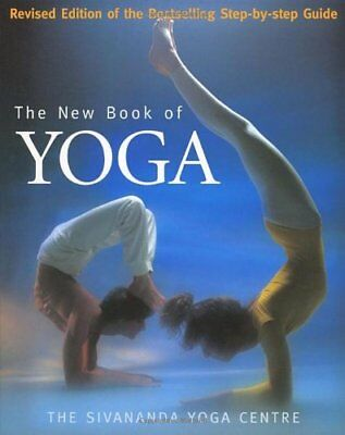 The New Book Of Yoga by Sivananda Yoga Centre Paperback NEW