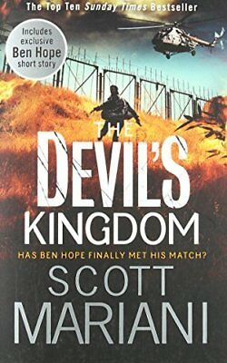 The Devils Kingdom: Part 2 of the best action adventure thriller you'll read thi