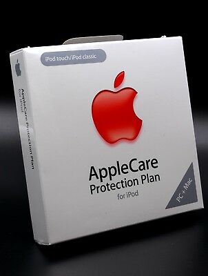  New Factory Sealed Apple Care Protection Plan For Ipod Touch and Classic ★★★★★