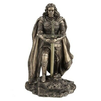 King Arthur with Excalibur Letter Opener, Sword in the Stone