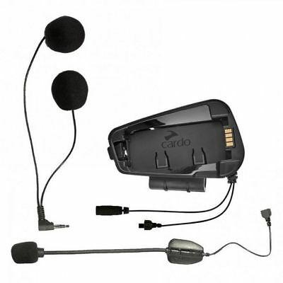 Cardo Scala Rider Helmet Audio & Microphone Kit and Dual Mic for Freecom Systems