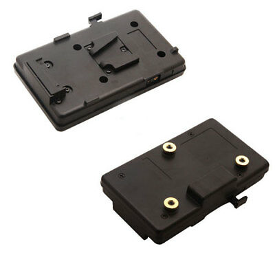 V-Mount Lock To Anton Bauer Battery Adapter Plate Fit Sony Panasonic Video UC957
