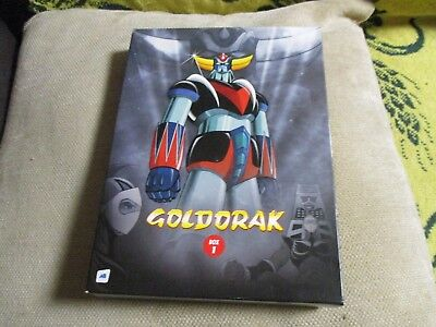 "COFFRET 3 DVD ""GOLDORAK - BOX 1"" episodes 1 à 12"
