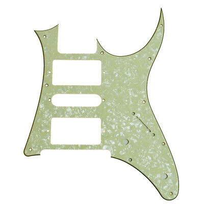 Electric Guitar Pickguard for Ibanez RG250 Replacement Light Green Pearl HSH