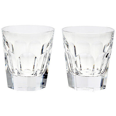Baccarat Harcourt Old Fashion Tumblers Set of 2 2810591